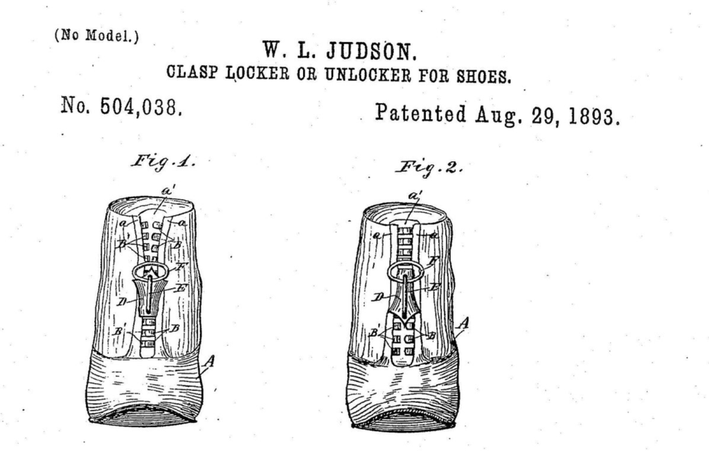 zipper-original-patent