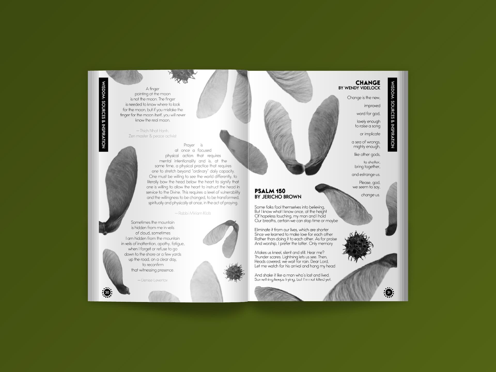 Program (Pages 30-31)