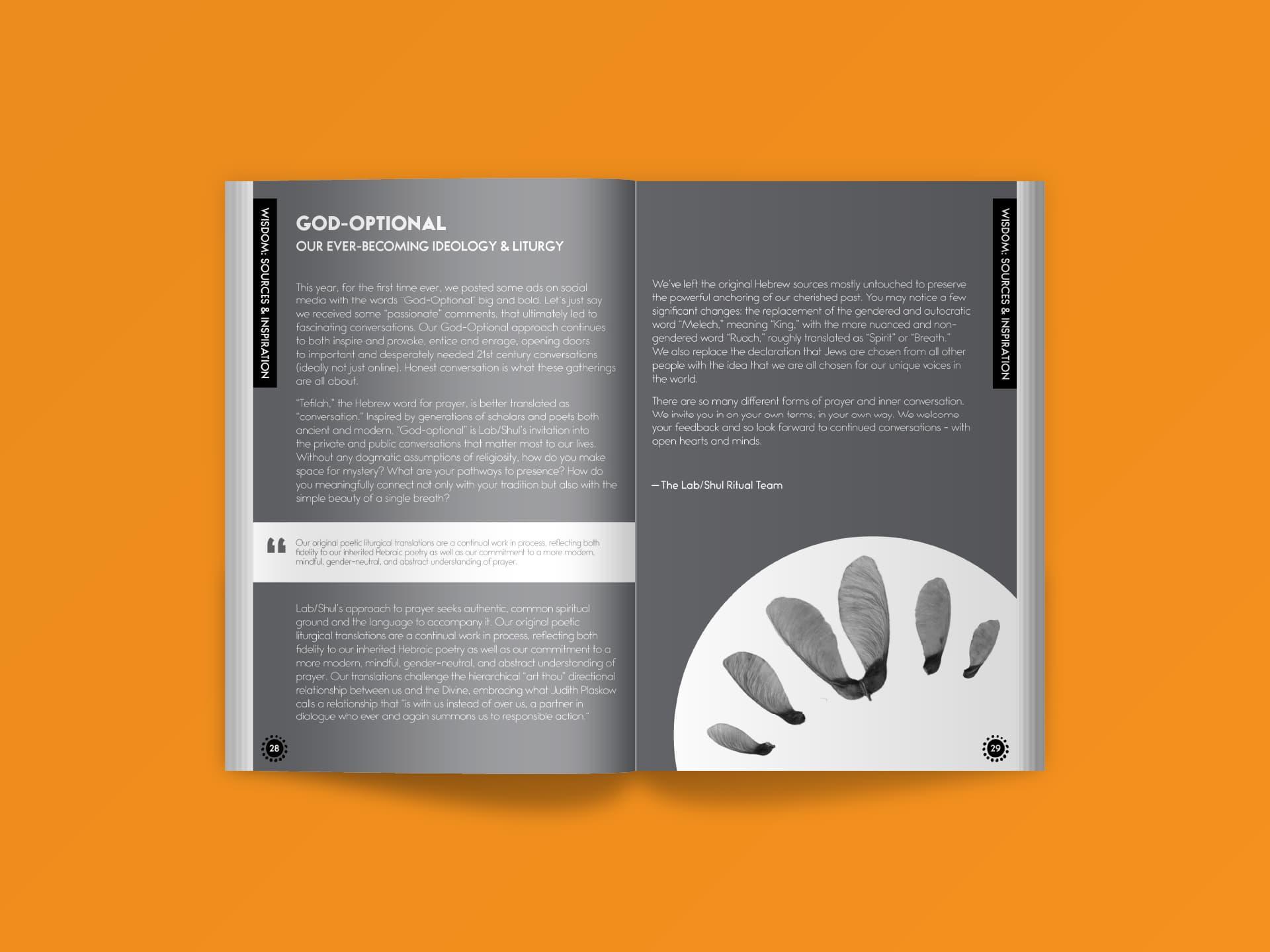 Program (Pages 28-29)