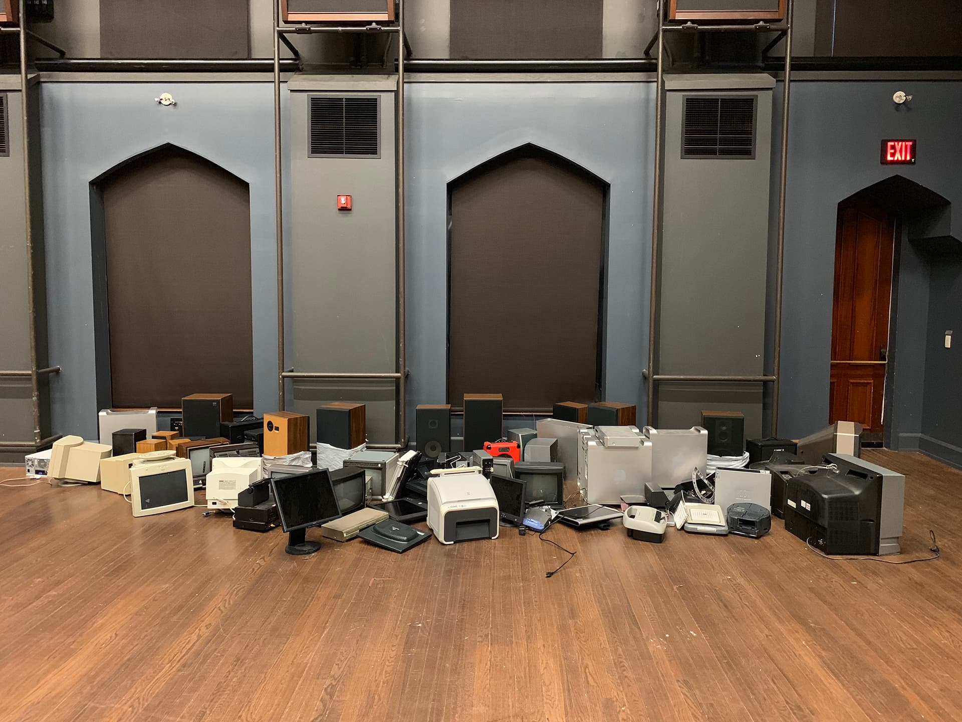 Equipment Dump