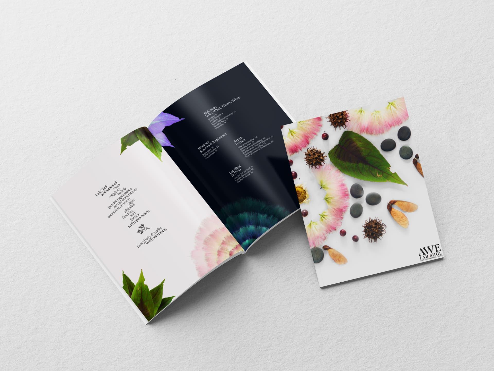 Lab/Shul Program Cover