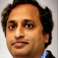 Gandhi Raketla headshot