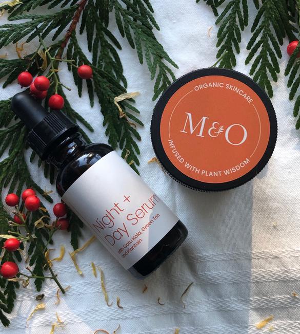 Maggie & Olive branding and label design by Jennifer Miranda.