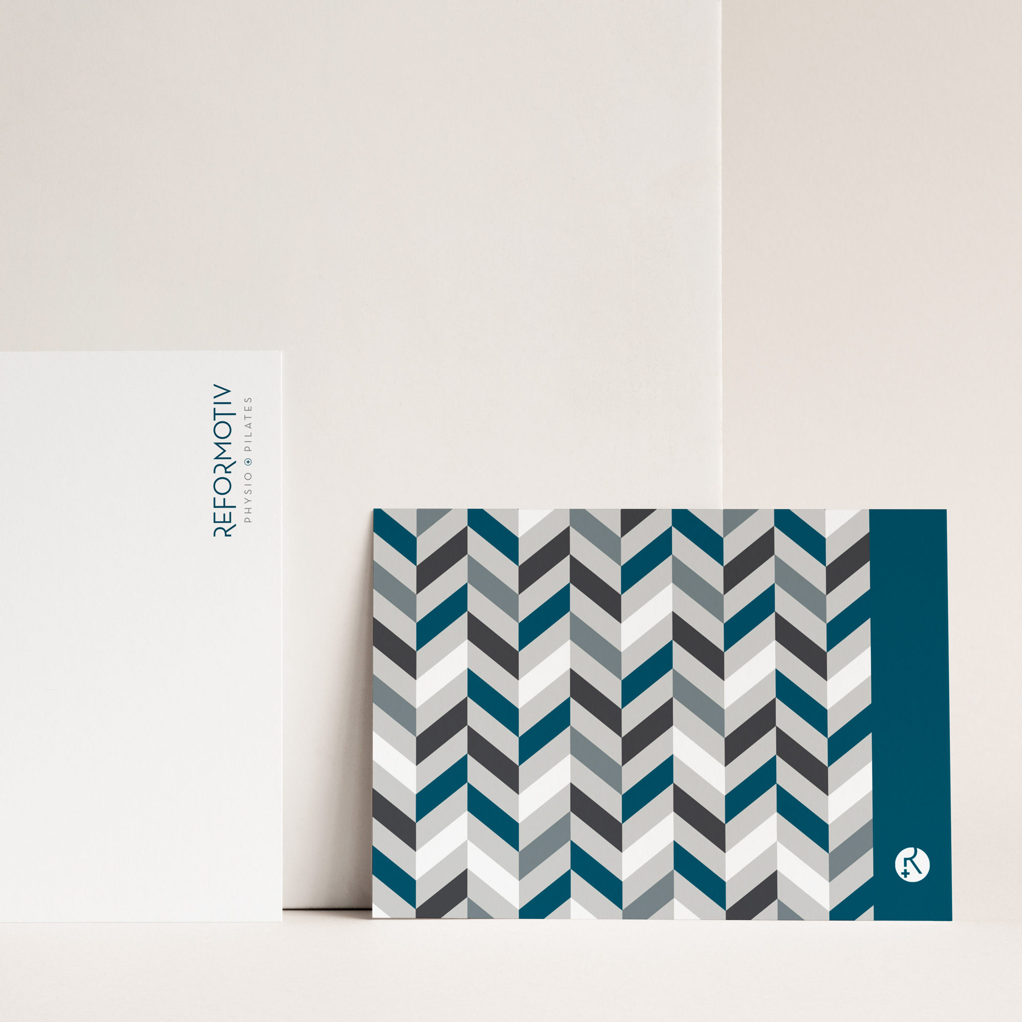 Reformotiv postcard design by Jennifer Miranda and Flipside Creative.