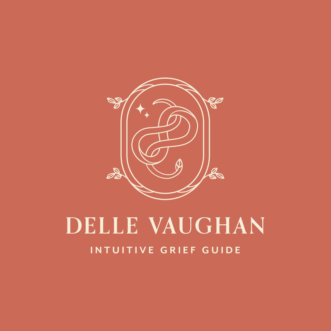 Logo Design for Delle Vaughan.