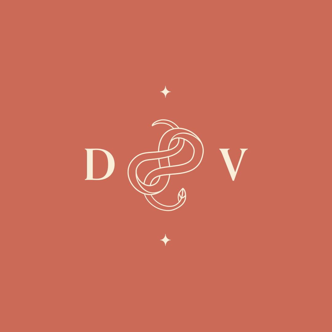 Submark design for Delle Vaughan by Jennifer Miranda.