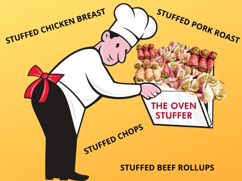 Oven Stuffer pack logo