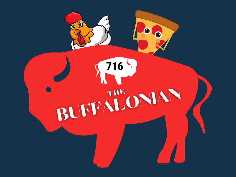 The Buffalonian sub logo