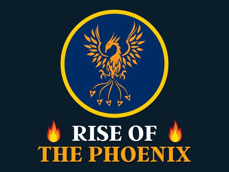 Rise of the Phoenix logo