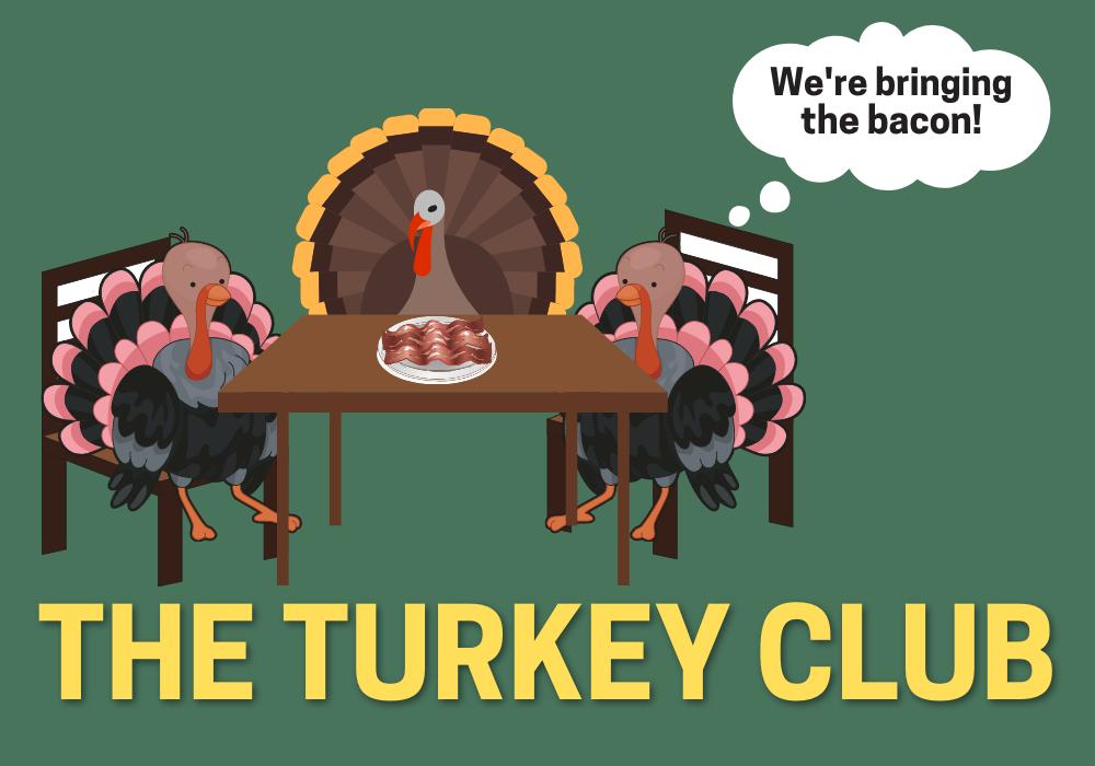 The Turkey Club sub logo