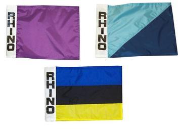 Corner Flags - Three Colour