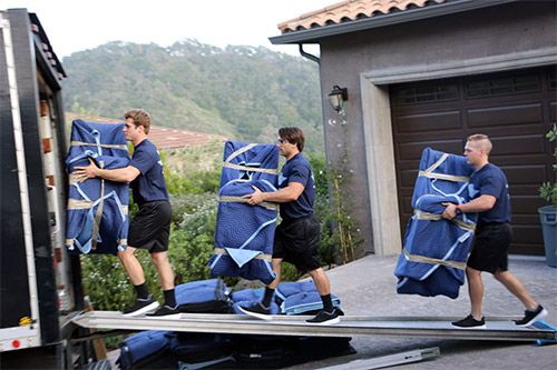 Local Residential Moving and Packing Services