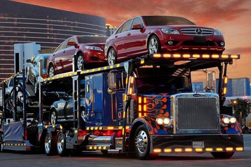 We ship cars, trucks and boats all over the nation from the VA area.
