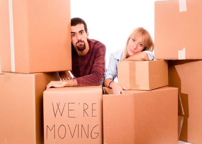 Don't be stressed during your next move. Move locally with MyProMovers.