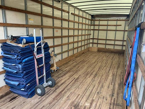 MyProMovers handles jobs of all sizes, including small moves, one or two items, or moving items around your home.