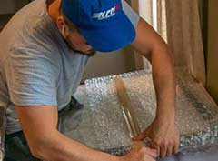 Packing your Northern Virginia home is easy with MyProMovers, locally owned and operated packing services company.