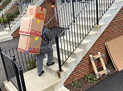 Need just labor to load or unload? MyProMovers is the local mover of choice for any kind of move.