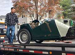 Need to transport your car, automobile, boat or motorcycle? We ship cars across the country of all shapes, sizes and eras.