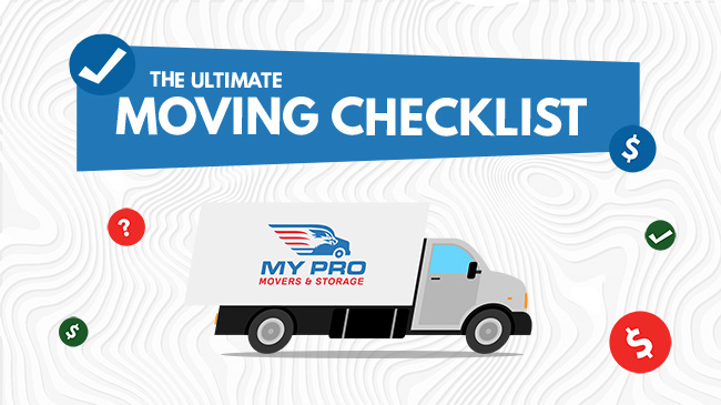 The Ultimate Moving Checklist for 2021