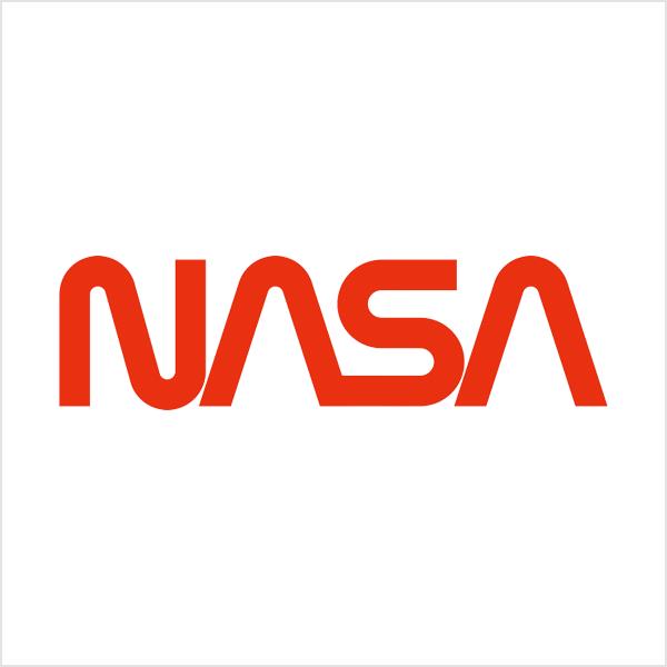 Monogram Lettemark Logo - NASA Logo