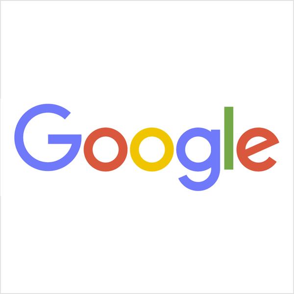 Wordmark Logo - Google Logo