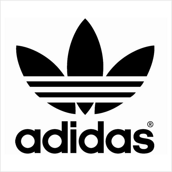Abstract Logo Mark - Adidas Logo
