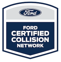 Ford Certified Collision Repair Shop