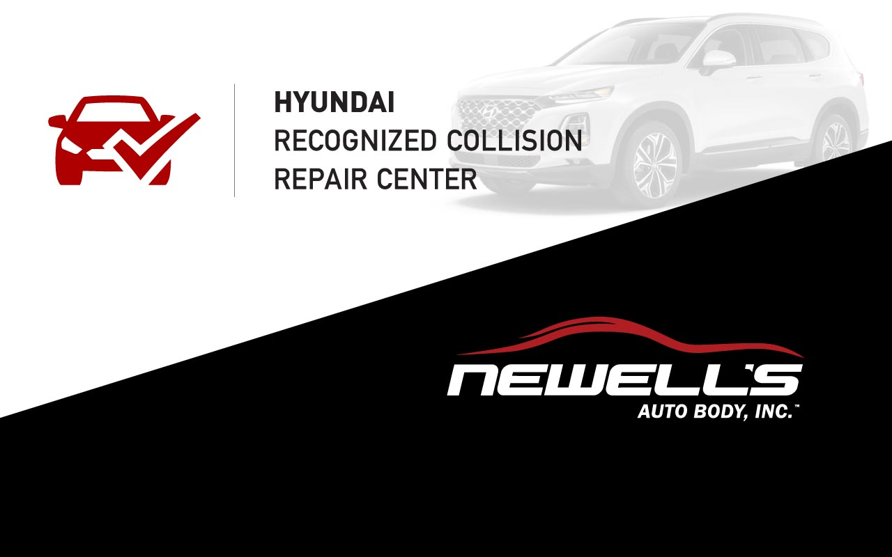 Newell's is the Only Hyundai Recognized Collision Center in Decatur, IL
