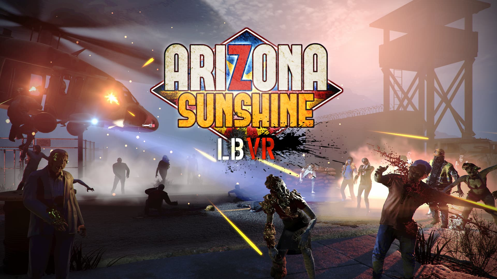 Arizona Sunshine LB