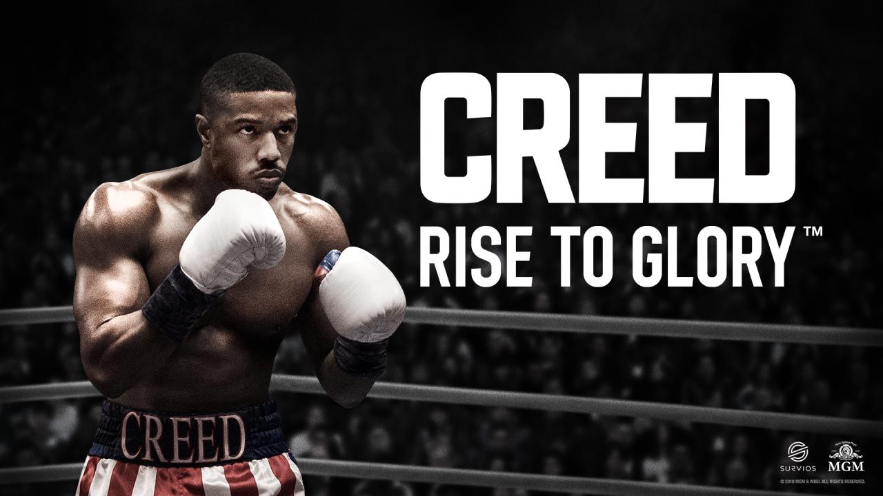 Creed: Rise To Glory™ Arcade