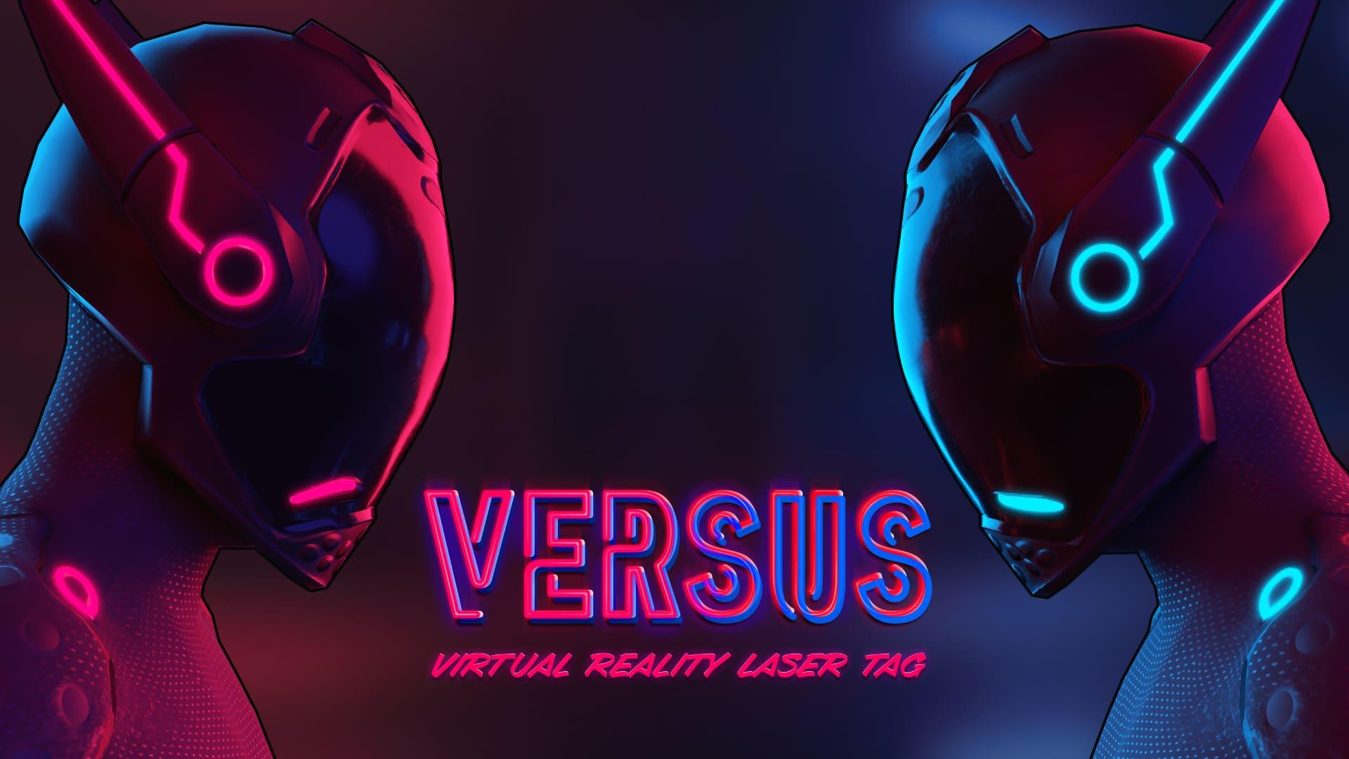 VR Lasertag Arena