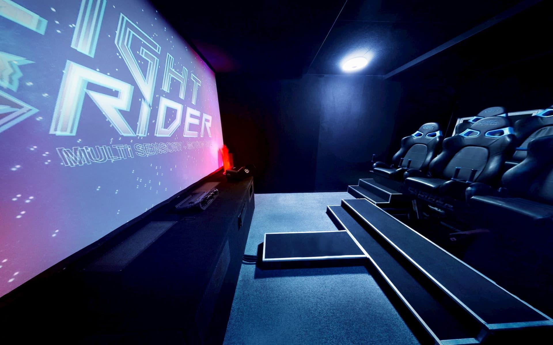 Flight Rider - XD Cinema
