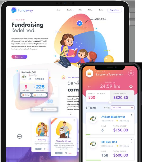 Fundaway App