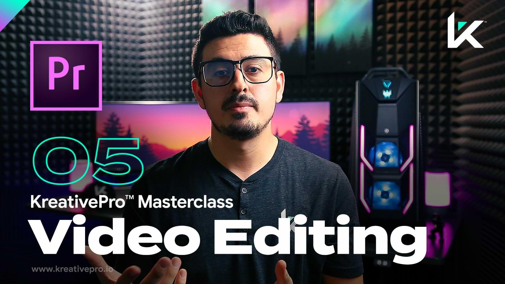 Adobe Premiere Course