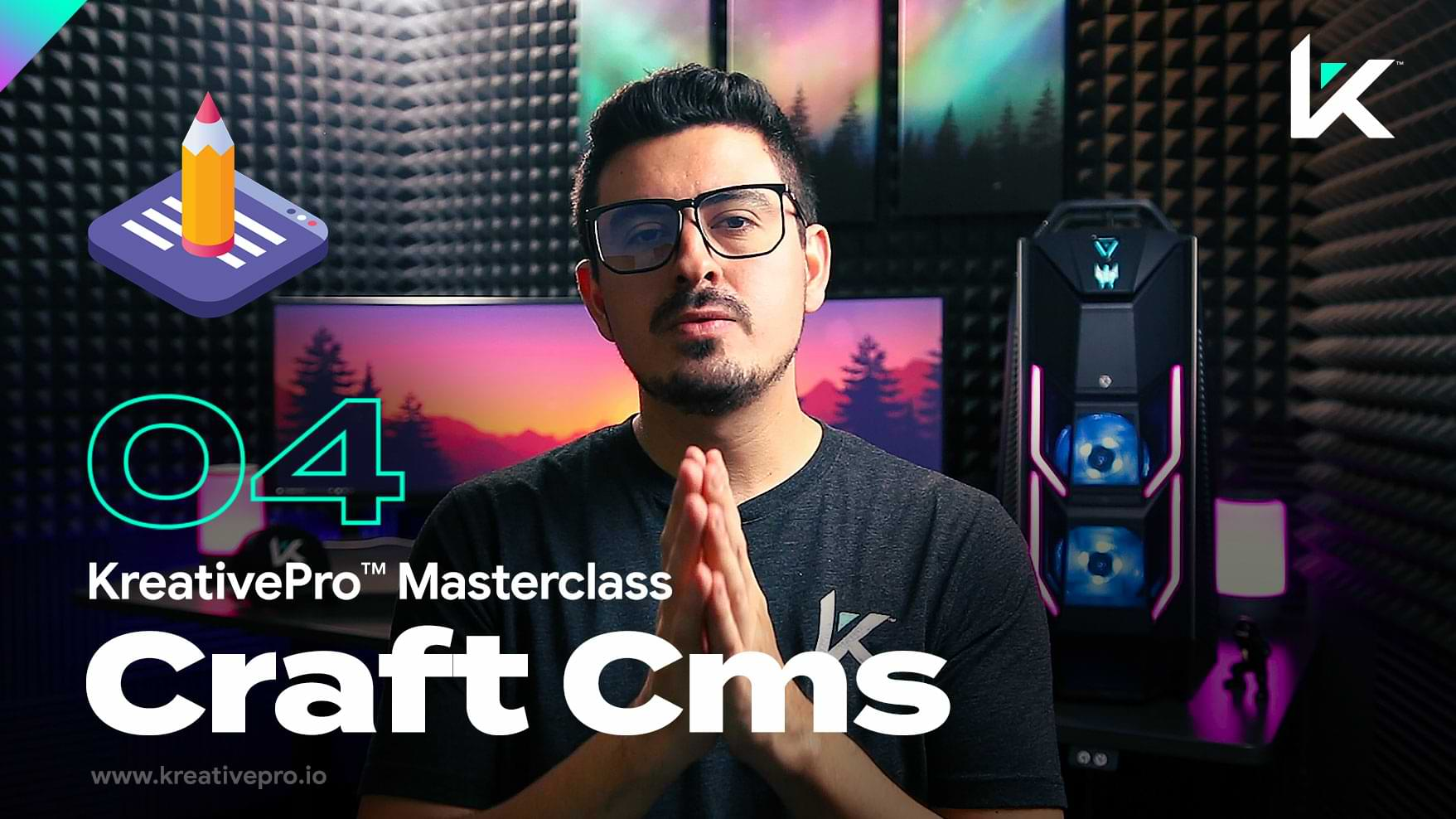 Craft CMS Masterclass