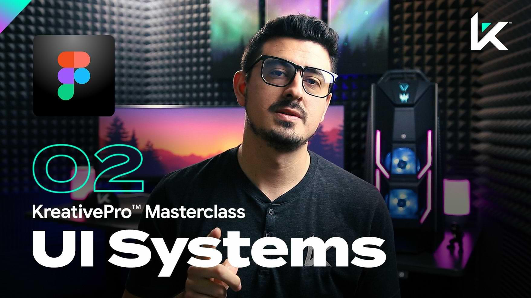Figma Design System Masterclass