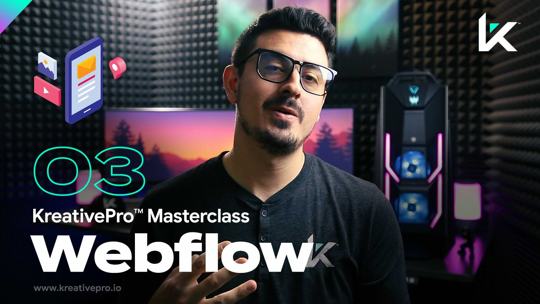 Webflow Masterclass