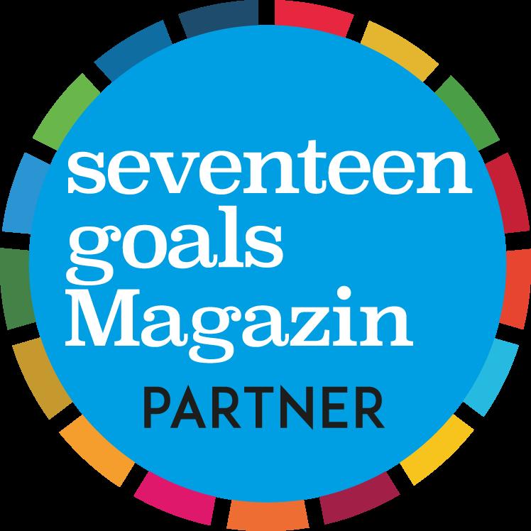 Logo von seventeen goals magazine