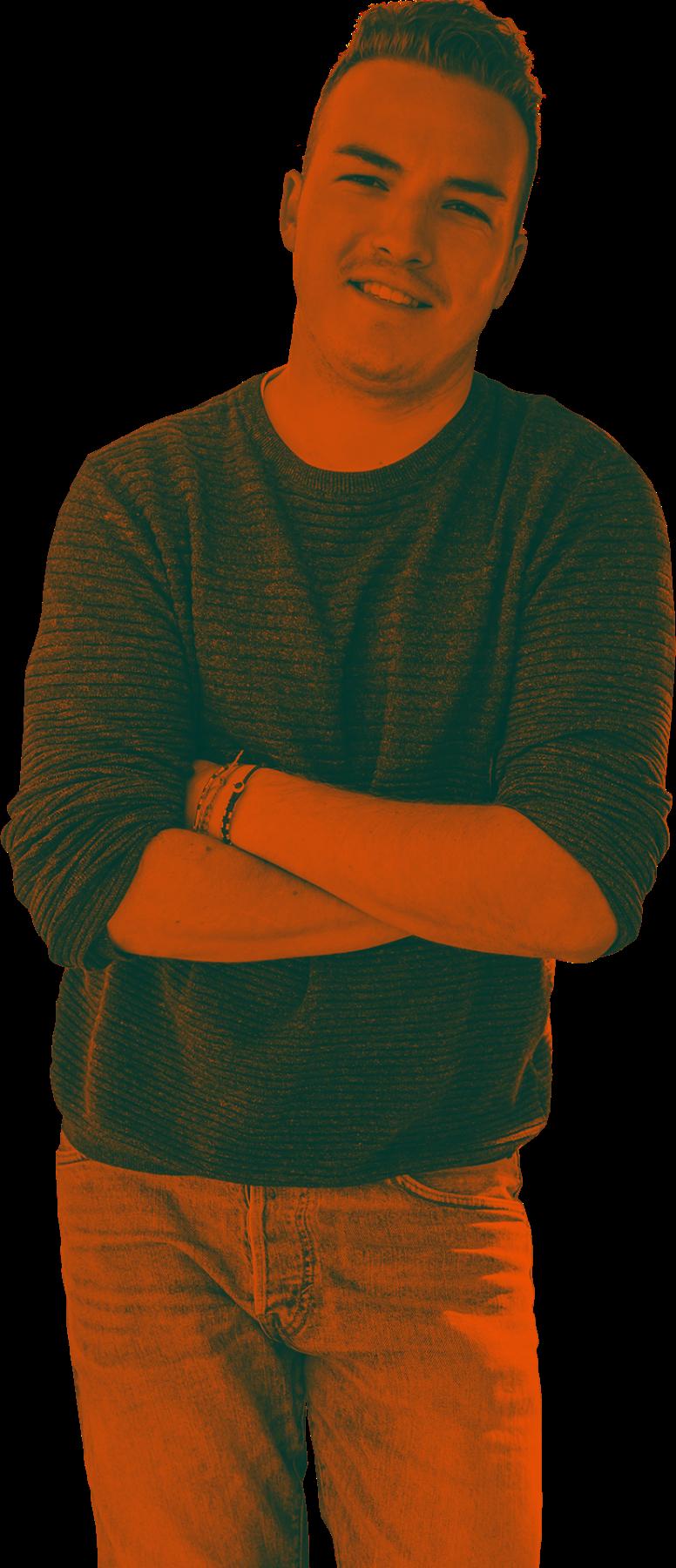 Mirko Silini, istruttore della Scuola Nautica Sonia