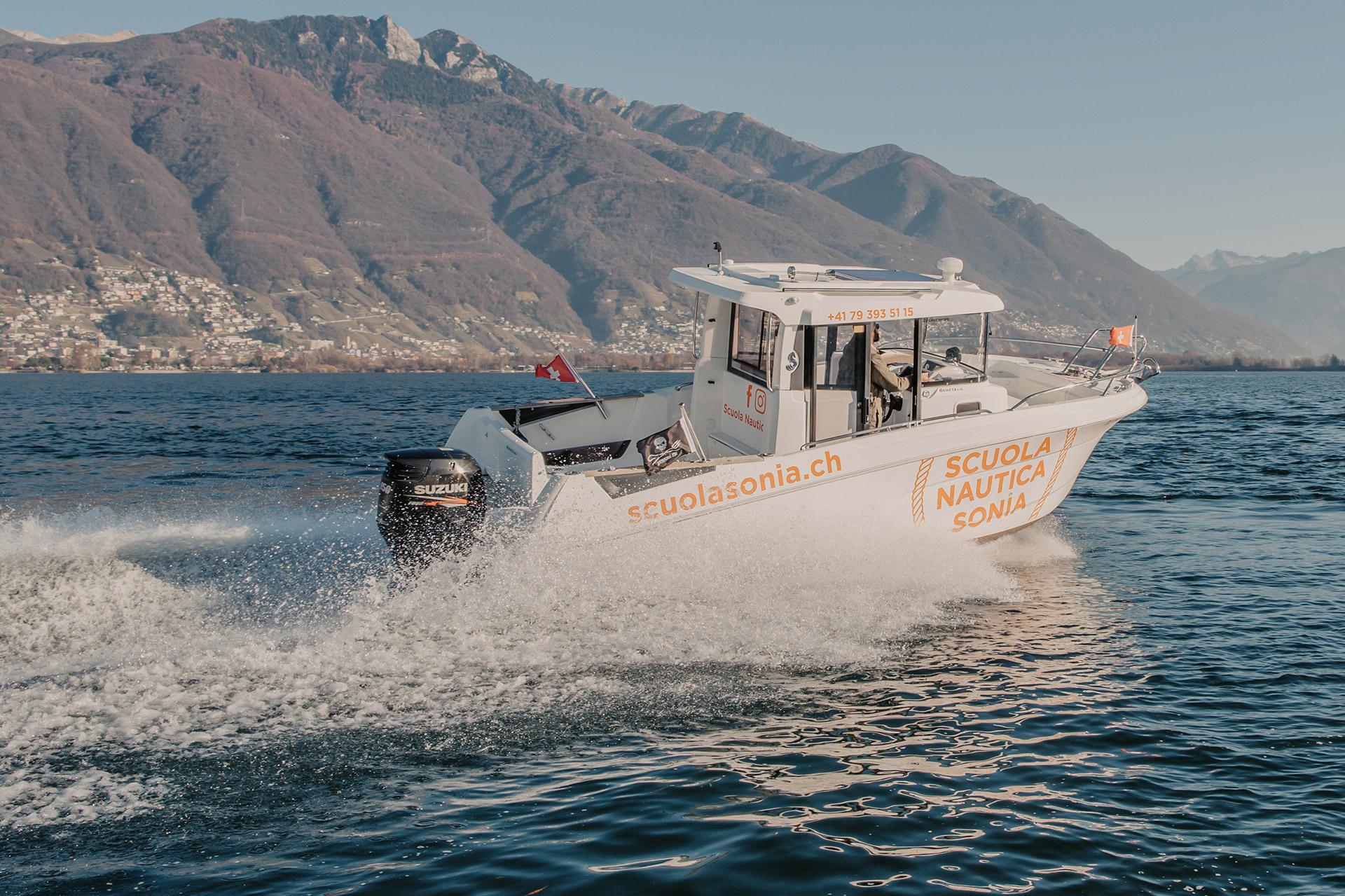 Beneteau Barracuda 7 — Scuola Nautica Sonia