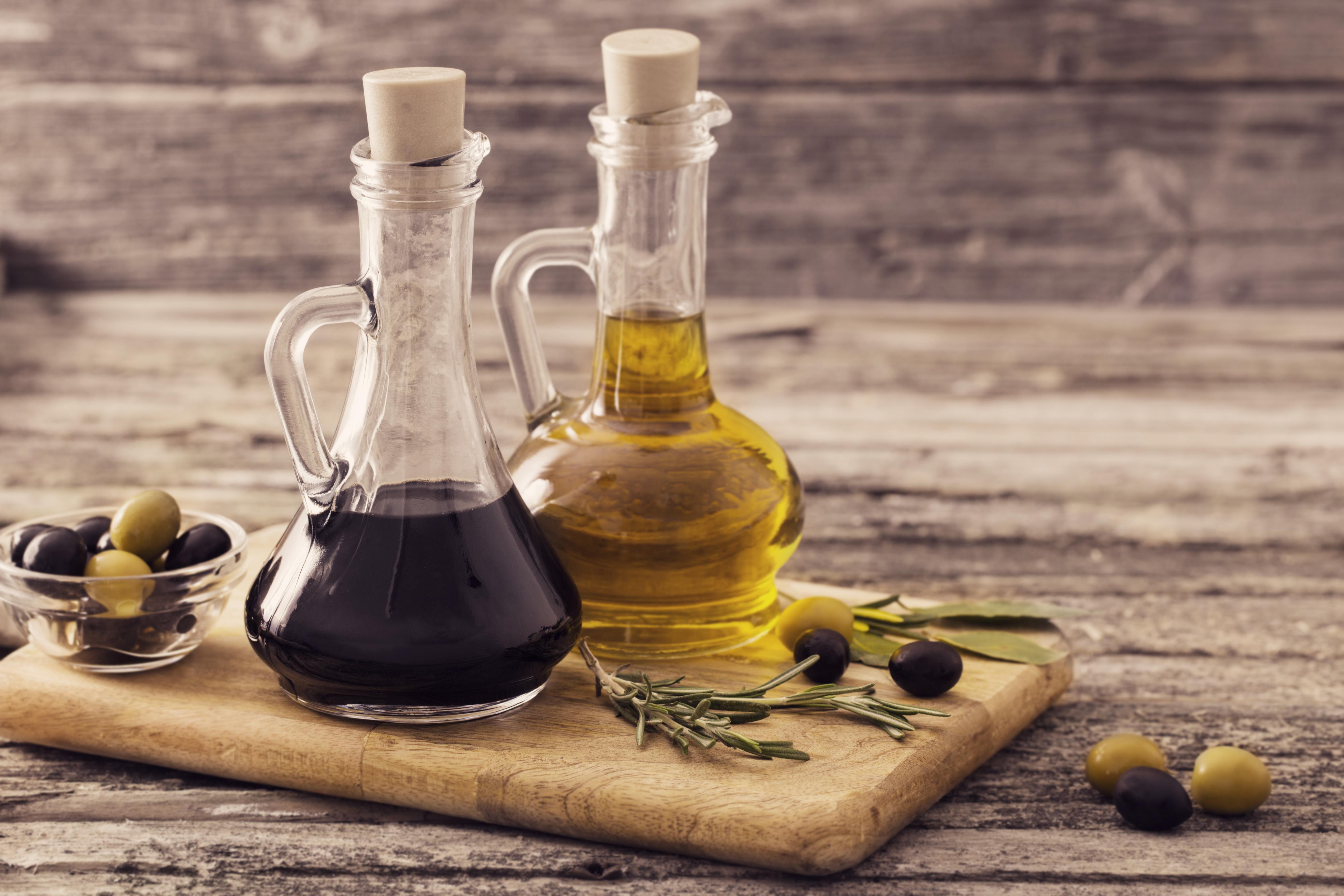 Oil and Vinegar Decanter
