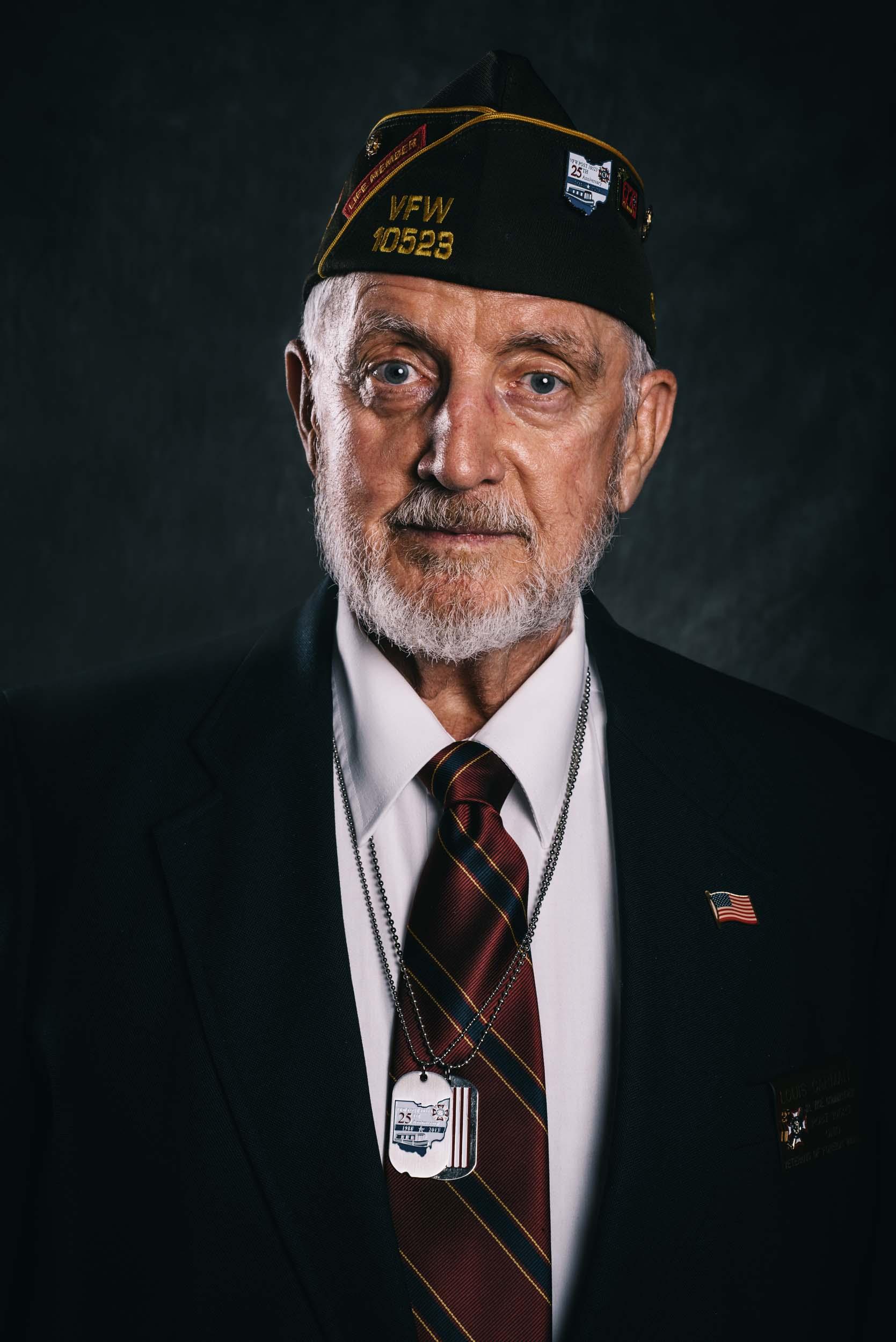 Master Sergeant Louis Carman