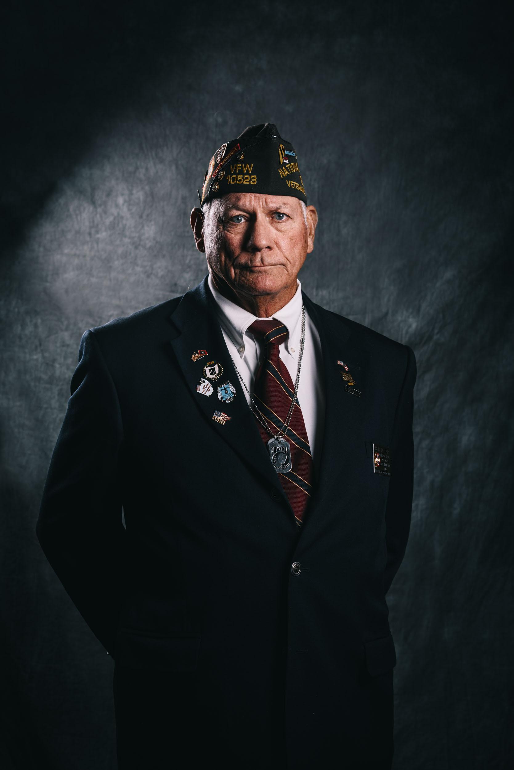 Specialist John R. Taylor
