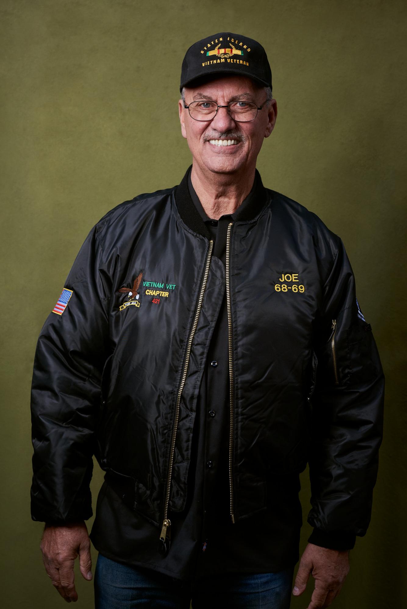 Specialist 5 Joe Raguso