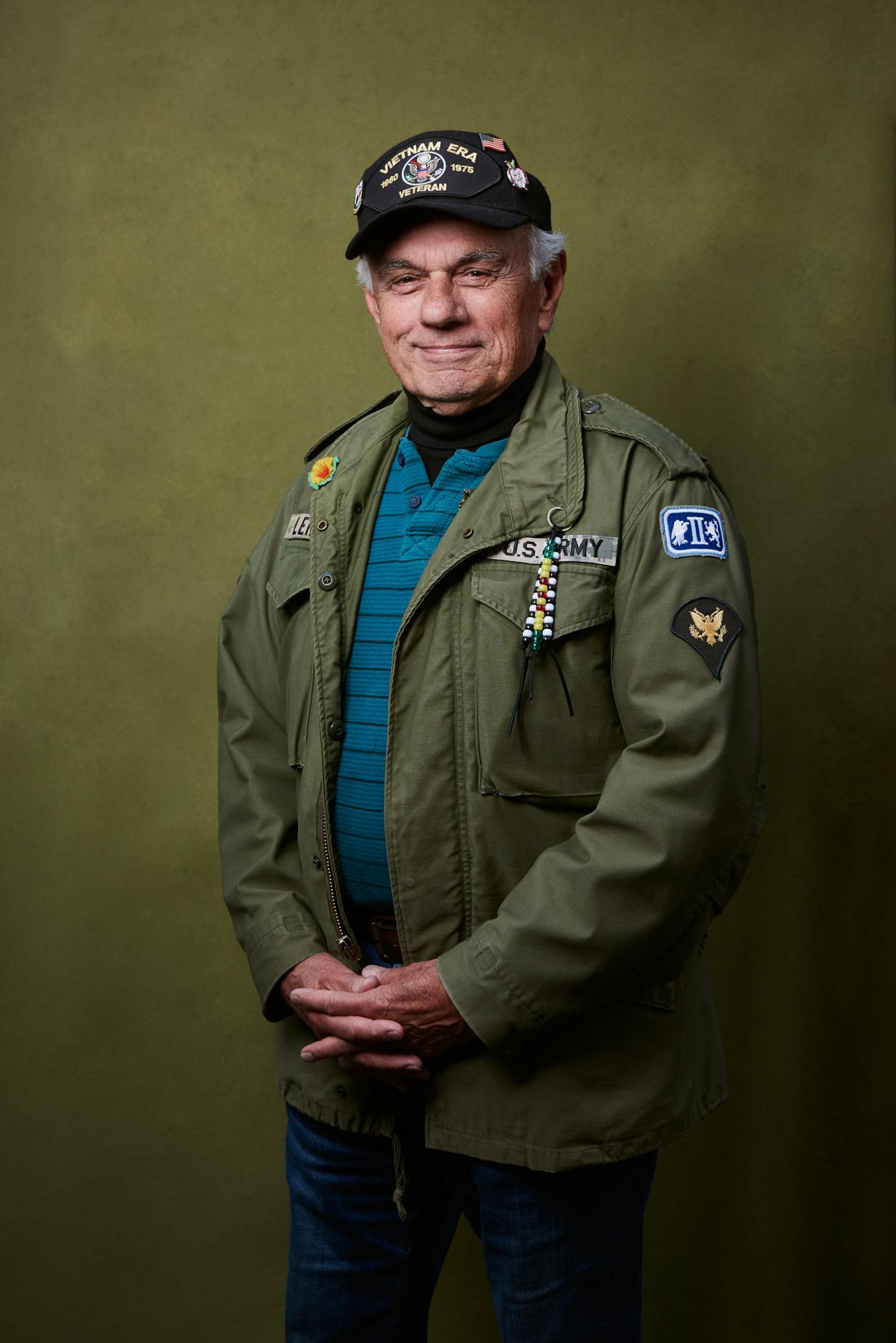 Specialist Russ Leibold