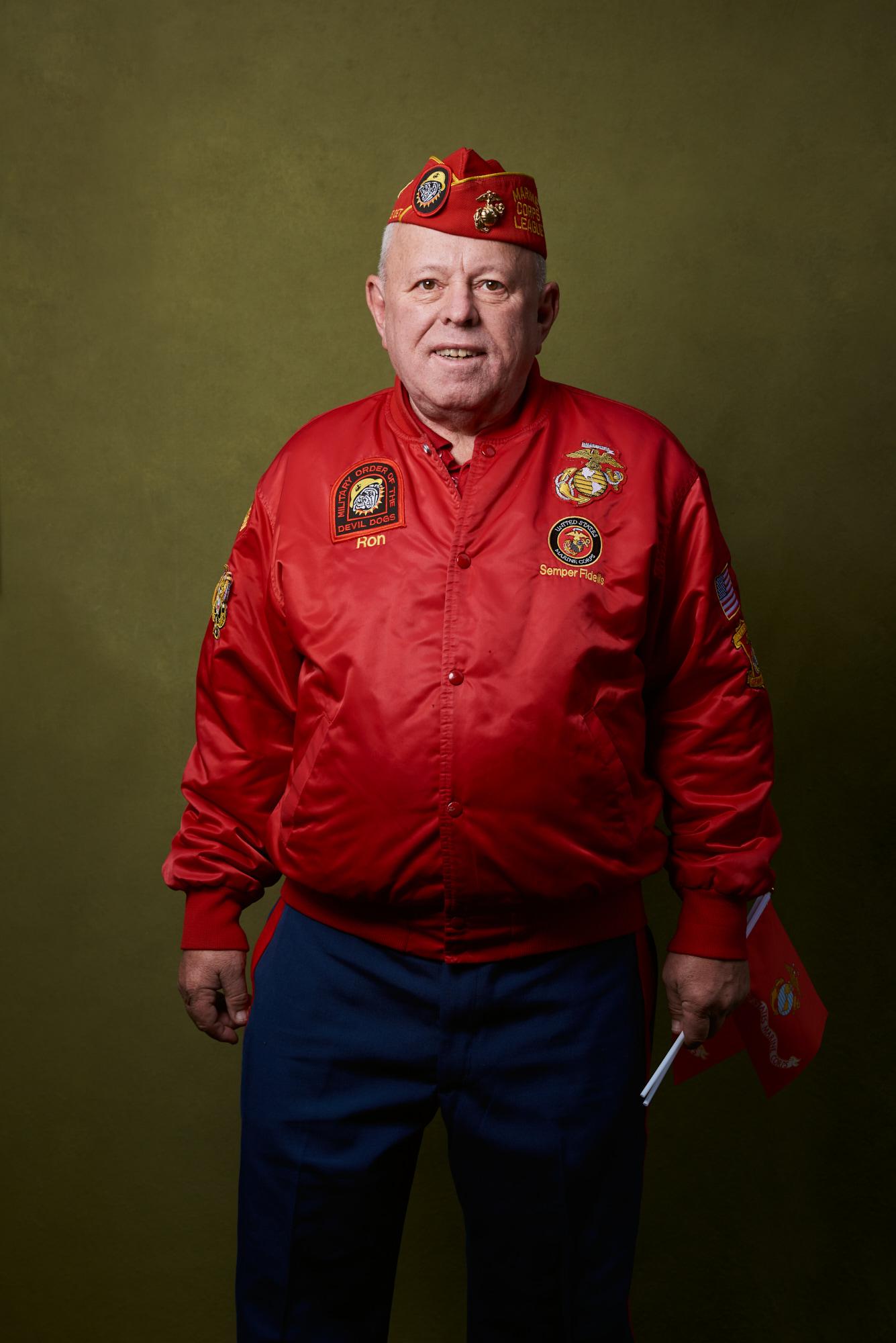 Lance Corporal Ronald Steiner