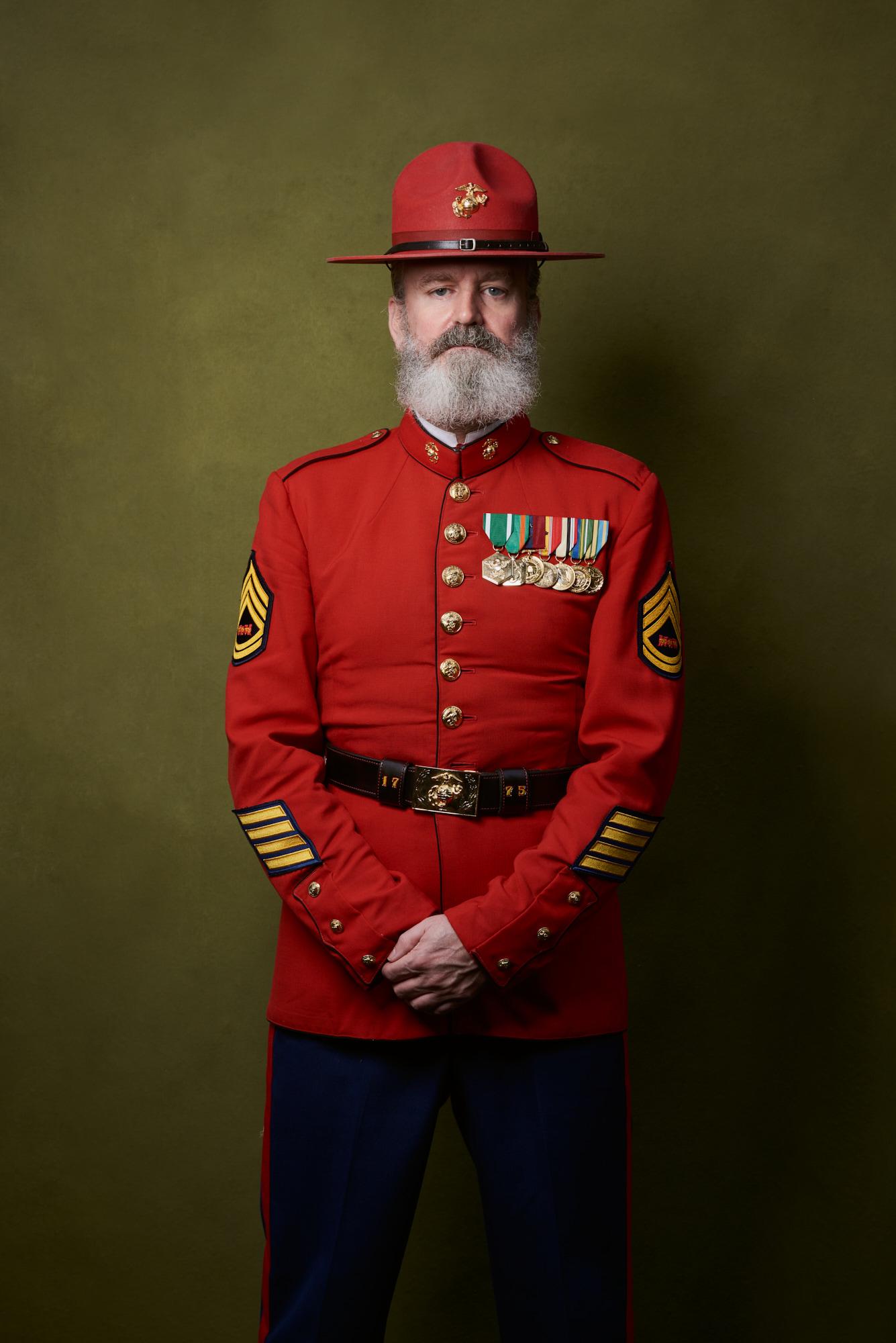 Gunnery Sergeant Robert Porter