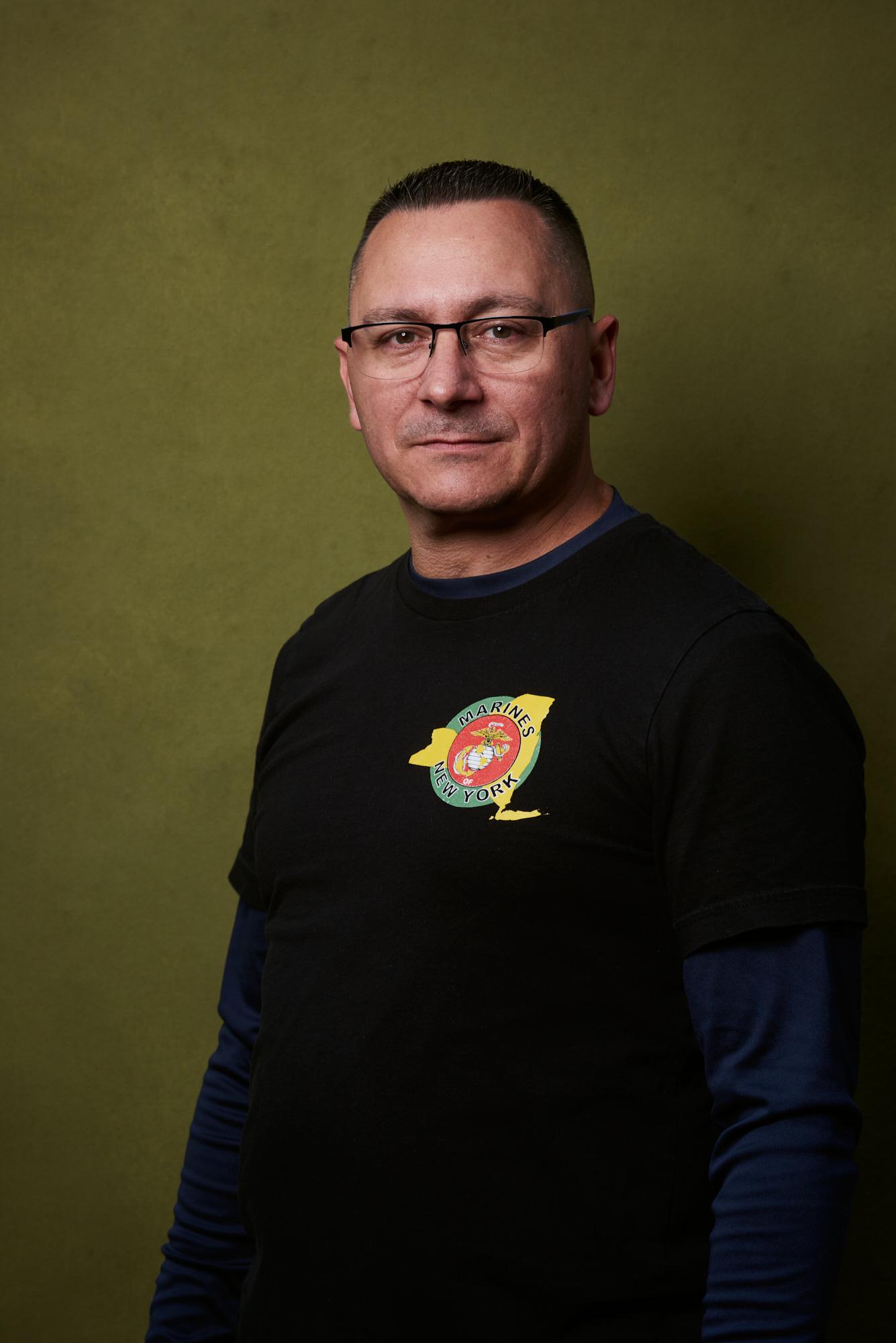 Staff Sergeant Frank Morizio