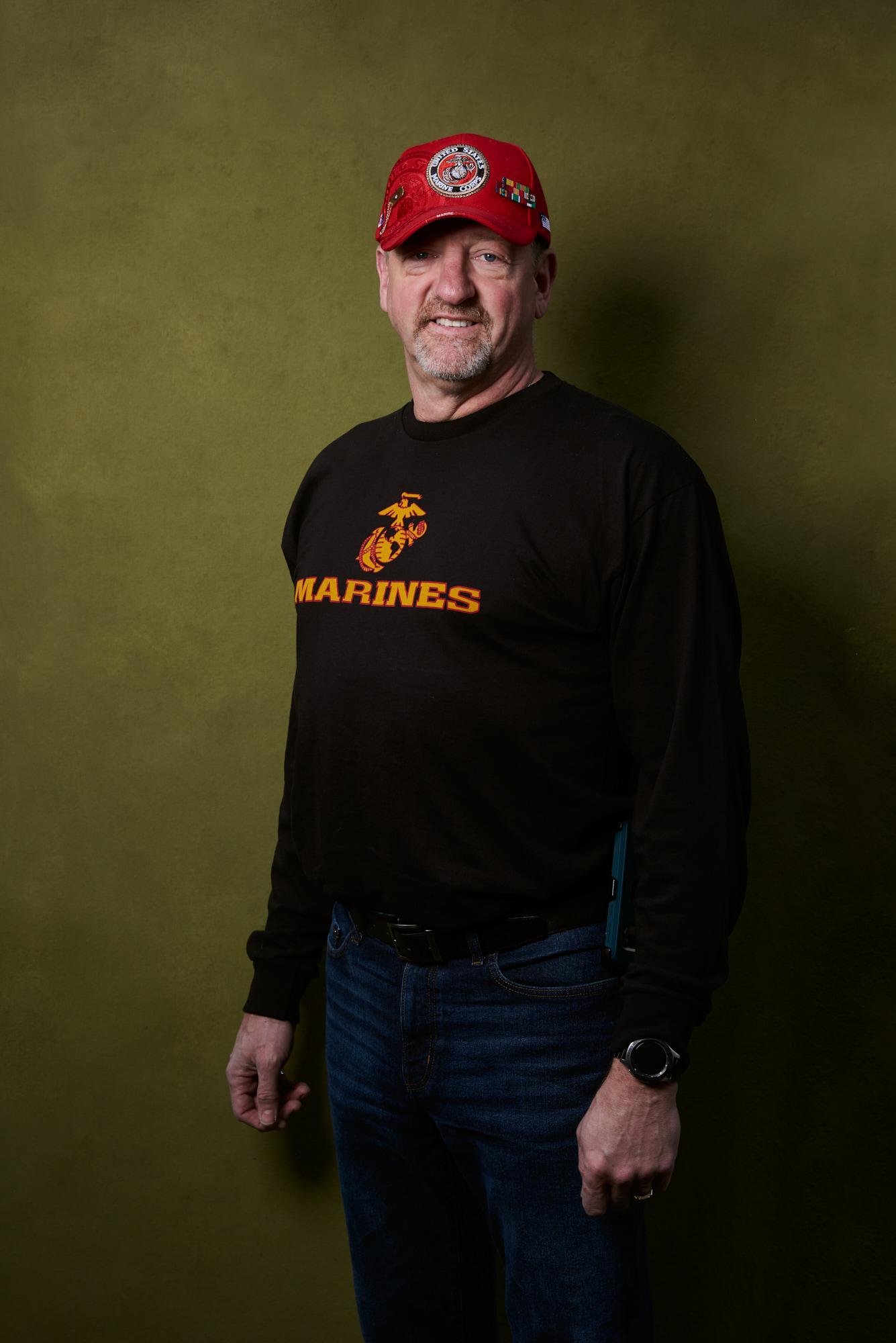 Sergeant Jim Ohlstrom