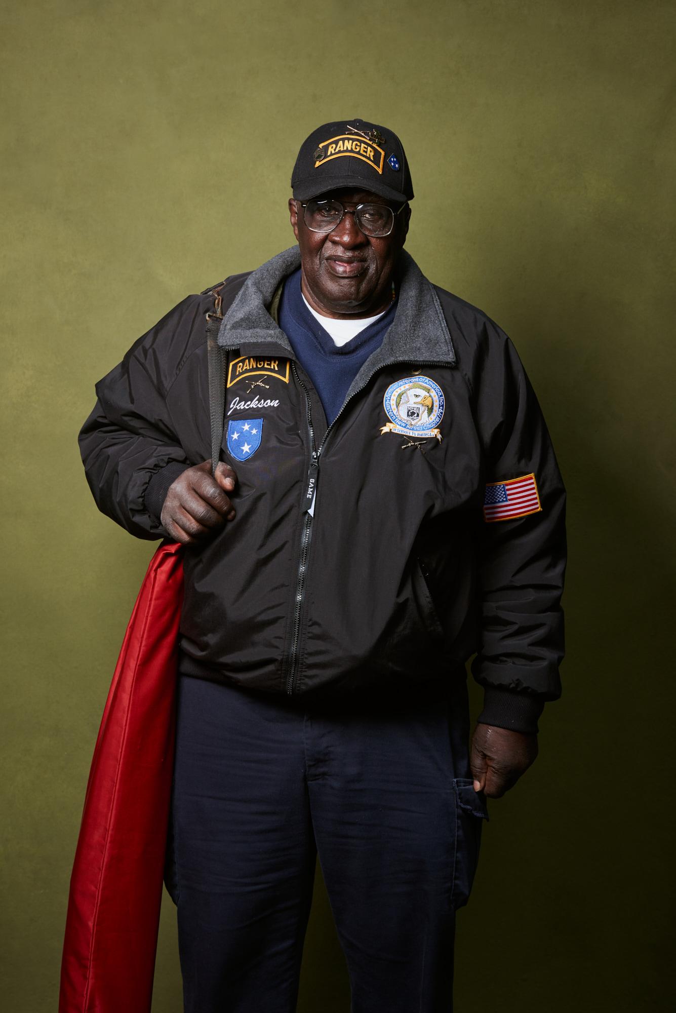Sergeant Thomas Jackson